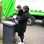 The Dummies go in the bin.