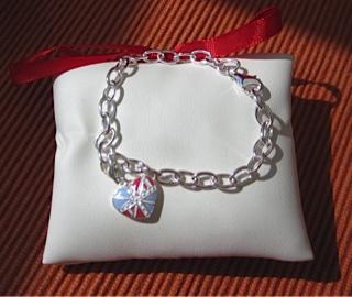 The entire bracelet.