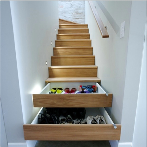 shoe stairs