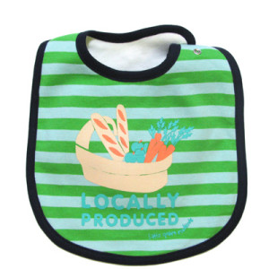 Locally Produced Bib