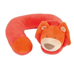 Nattou Lion Neck Pillow