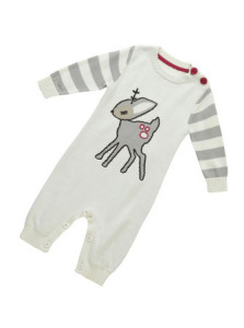 Reindeer Playsuit