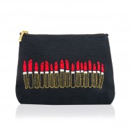 Black lipstick bag Sewlomax