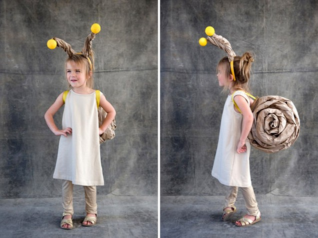 snail fancy dress