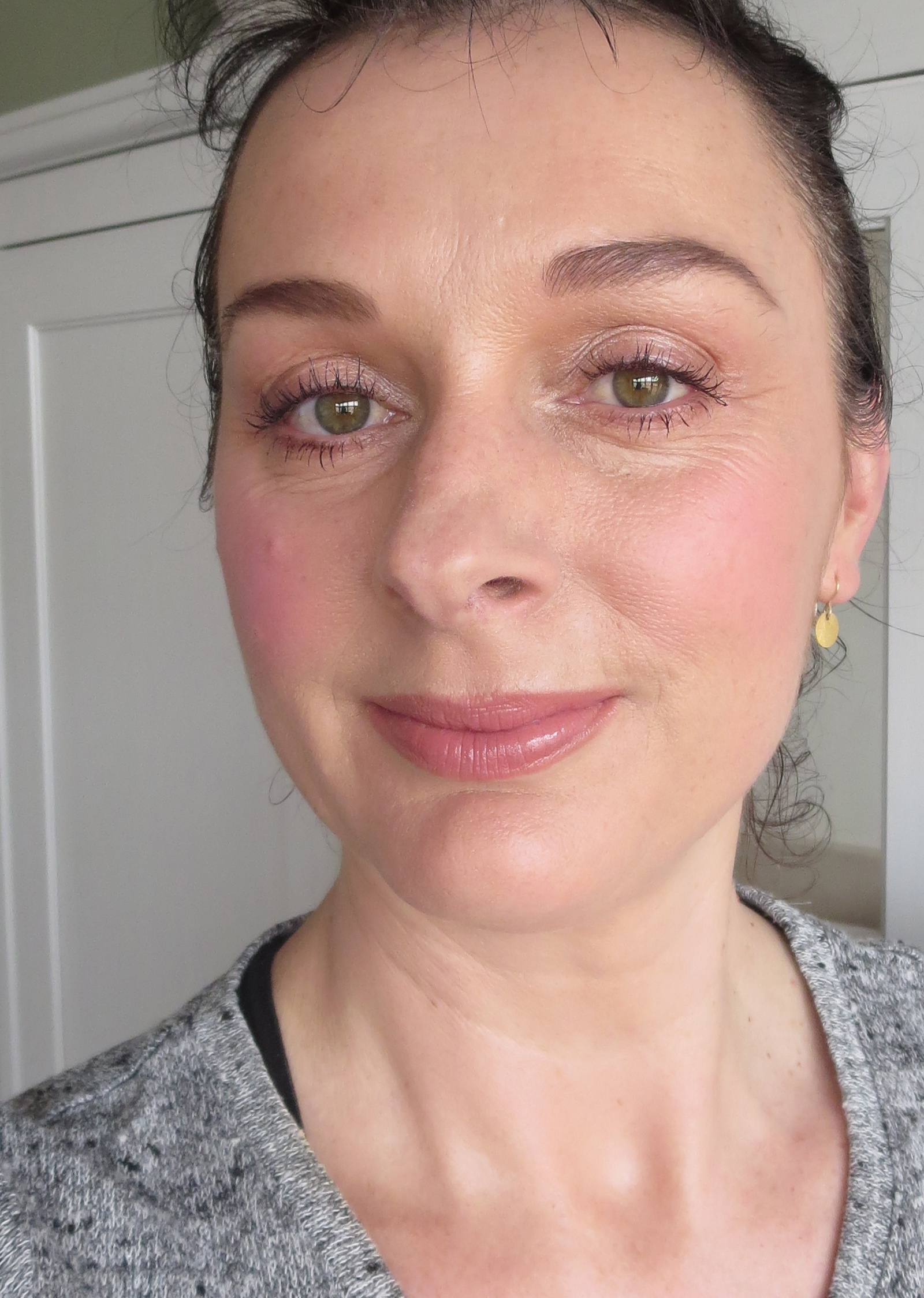 Review - Boots No7 Pop And Glow Cream Blush & No7 Lovely Lashes