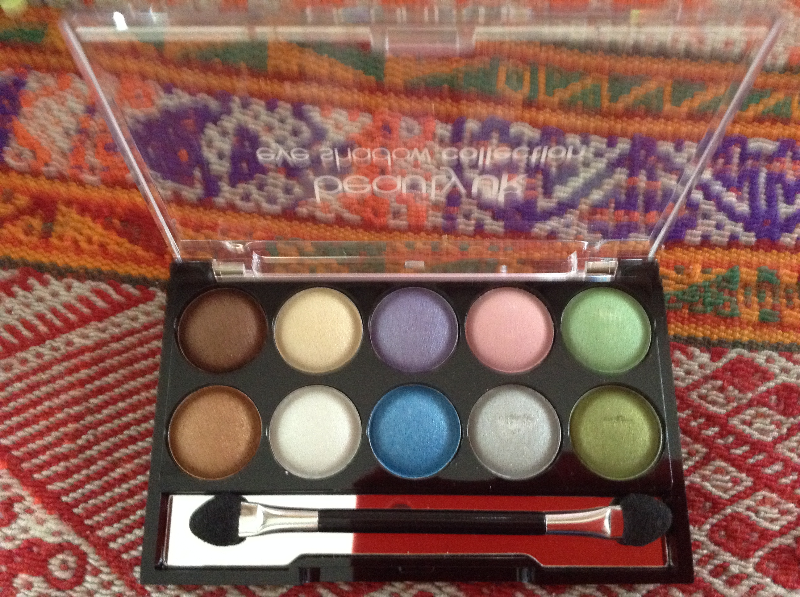 BeautyUK Shadow Palette