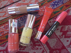 Boots No7 Summer Make Up 2014