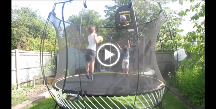 springfree trampoline Archives - How To Parent TodayHow To